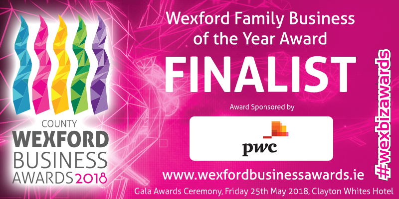 Wexford Business Awards: Kinsella Estates Among the Best…