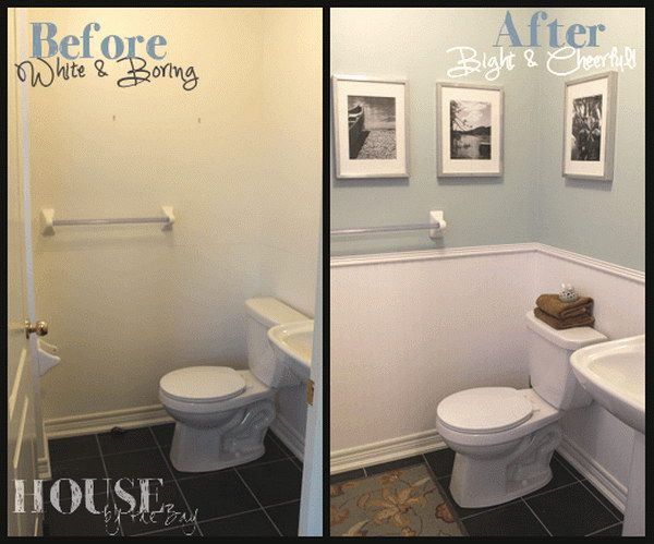 Making bathrooms shine for viewings