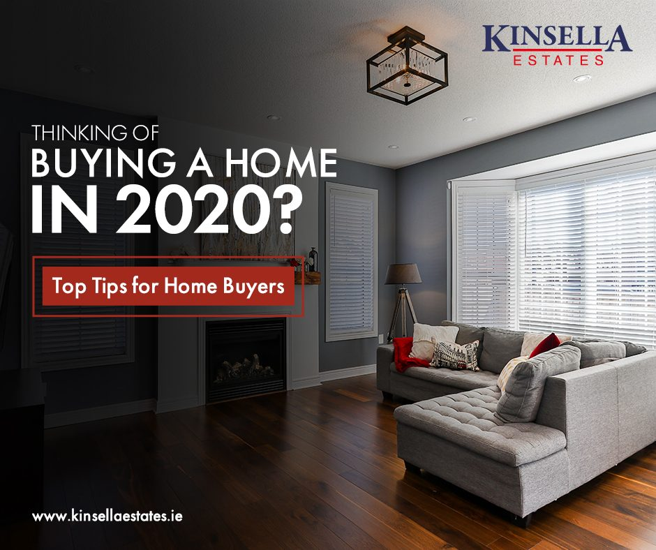 homes buyers Kinsella Estates